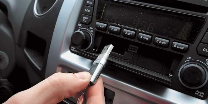 Автомобильная магнитола не может прочитать данные с флеш – карты