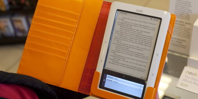 Плюсы электронной книги