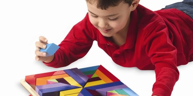 Игры для развития памяти детей